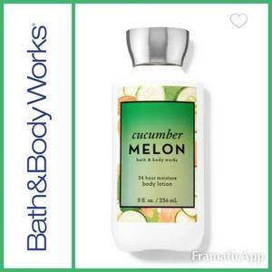 🆕CUCUMBER MELON Body Lotion